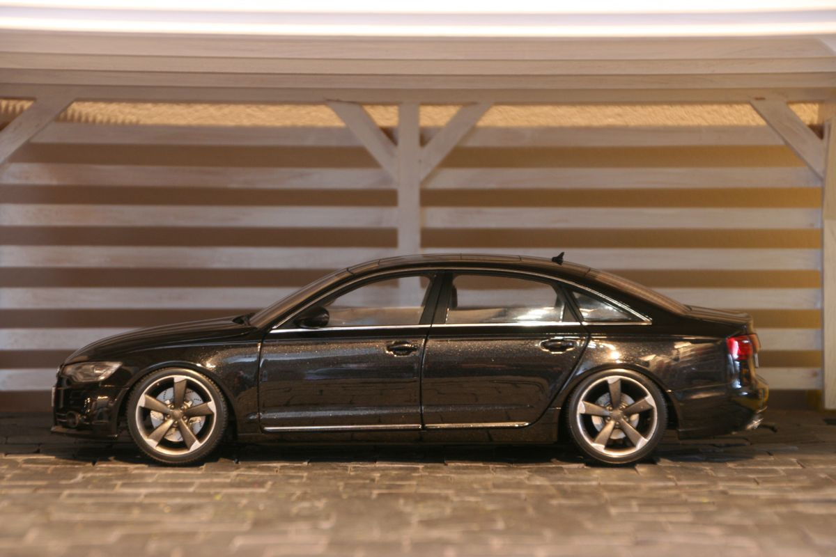 1 18 audi a6 c7 rotor modelcarforum. Black Bedroom Furniture Sets. Home Design Ideas