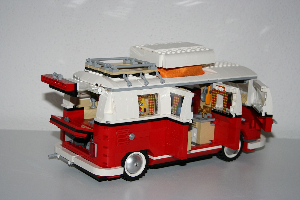 lego volkswagen t1 campingbus 1962 modelcarforum. Black Bedroom Furniture Sets. Home Design Ideas